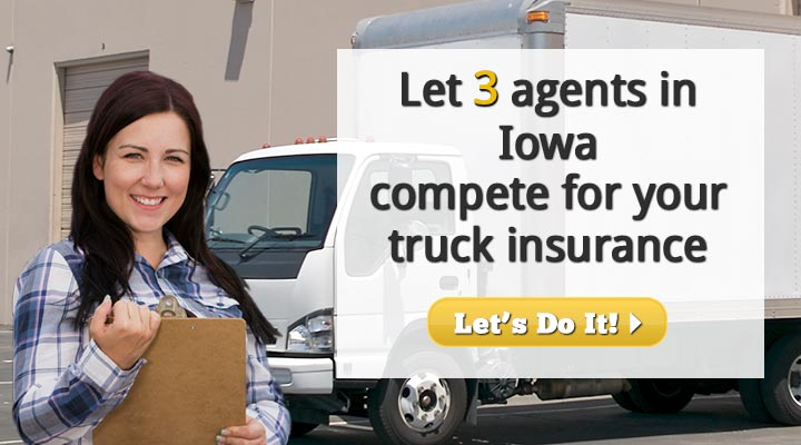 Iowa Box Truck Insurance Quotes