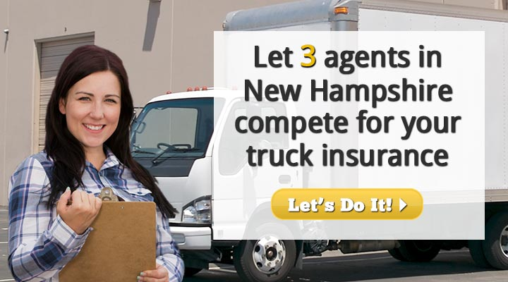 New Hampshire Box Truck Insurance Quotes